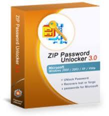 Zip password Unlocker 3.0